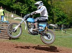 Acorns May 2013 - Chris Chell (ericmiles47) Tags: cheney motocross acorns chell scramble bsa