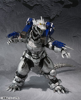 S.H. MonsterArts MFS-3 3式機龍