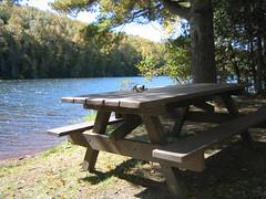 Hogback Lake campground