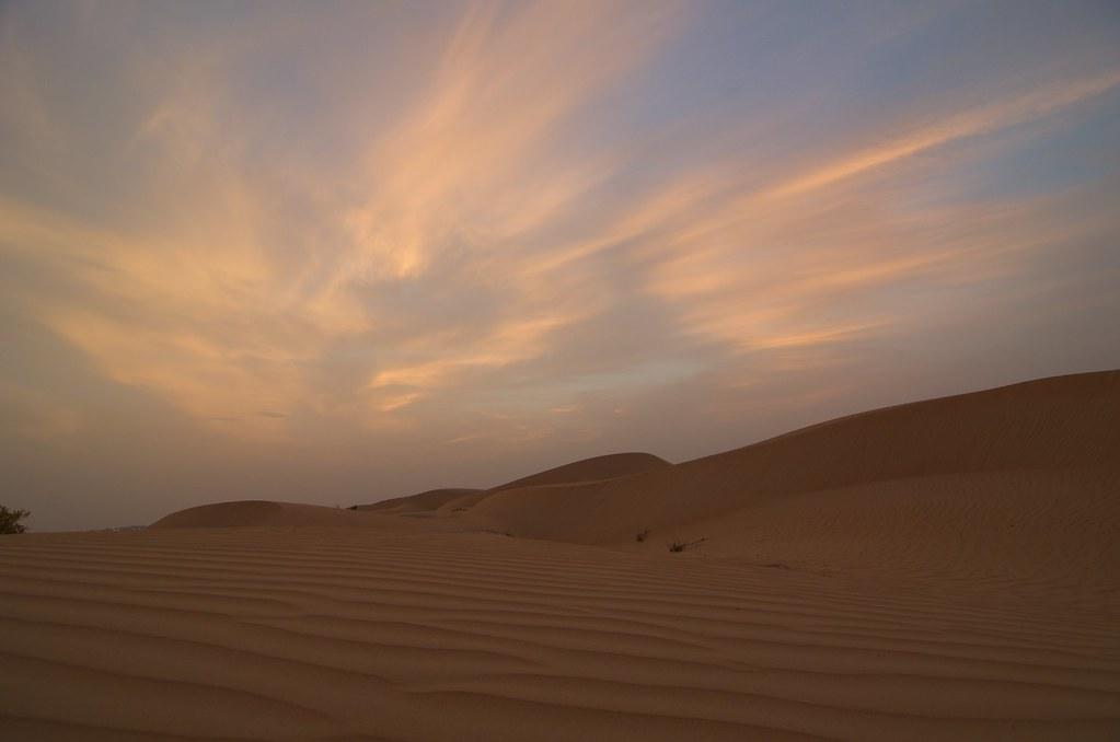 фото: Sunset near by Al Khazna