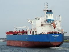 GAN-TRIUMPH (Dutch shipspotter) Tags: tankers merchantships