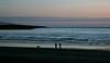 Galway Bay (triciamorimori) Tags: sunset galway beach bay 2men onedog