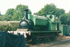 Hudswell Clarke 1539 (hugh llewelyn) Tags: railway derek valley crouch clarke nene 060st hudswell no1539 alltypesoftransport