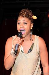 Michie Mee (StoiKNA) Tags: music toronto cafe live performance entertainment artists hip hop rap reggae rb hardrock vocalists yongeanddundas urbanarts urbanspice2013
