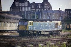 33102 (S.G.J) Tags: diesel loco southern locomotive crompton class33 33102