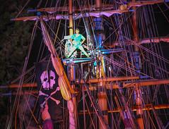 Do You Like Codfish? (katiefuji) Tags: disneyland pirates peterpan fantasmic