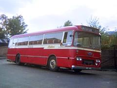 0207 19711016 Highland EWS 140D (CWG43) Tags: uk bus alexander reliance aec rapson easternscottish highlandomnibuses highlandscottish scottishomnibuses ews140d