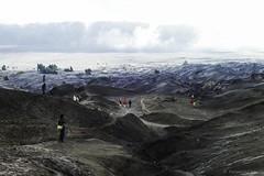(Rkitichai) Tags: travel mountain nature indonesia landscape volcano hiking bromo gunungbromo leicam