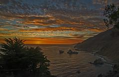 Sunset on Big Sur (My Outdoor Photos) Tags: sunset bigsur