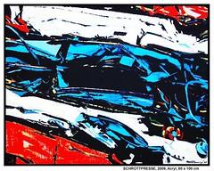 SCHROTTPRESSE (CHRISTIAN DAMERIUS - KUNSTGALERIE HAMBURG) Tags: orange berlin rot silhouette modern strand deutschland see licht stillleben dock gesicht meer wasser räume hamburg herbst felder wolken haus technik blumen porträt menschen container gelb stadt grün blau ufer hafen landungsbrücken wald nordsee bäume ostsee schatten spiegelung schwarz elbe horizont bilder schiffe ausstellung schleswigholstein landschaften dunkelheit wellen häuser kräne rapsfelder acrylbilder hamburgermichel realistisch nordart acrylmalerei expressionistisch acrylgemälde auftragsmalerei bilderwerk auftragsbilder kunstausschreibungen kunstwettbewerbe galerienhamburg auftragsmalereihamburg cdamerius hamburgerkünstler malereihamburg kunstgaleriehamburg galerieninhamburg acrylbilderhamburg virtuellegaleriehamburg acrylmalereihamburg