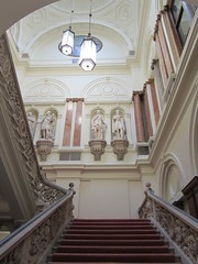 UK - London - Open House 2013 - Westminster - Foreign Office - Staircase (JulesFoto) Tags: uk england london westminster staircase whitehall foreignoffice fco classicalarchitecture openhouse2013