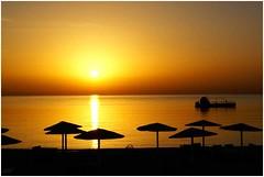 ART Sunrise by the sea/ Galeria Impresja (galeriaimpresja) Tags: photo gallery photos galeria magdalena maroko impresja thebestyellow janisz