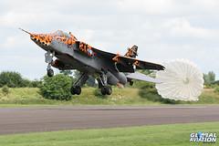 XX119/AI - Sepecat Jaguar GR3A - 6 Squadron RAF (KarlADrage) Tags: jaguar retirement cosford sepecat gr3a xx119 spottyjag