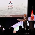 The Honourable Tony Clement, President of the Treasury Board thumbnail
