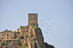 ciaule a Craco (checiotola) Tags: italy italia basilicata sud craco bestflickrphotography