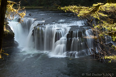 Lower Lewis River Falls (outabounds) Tags: nature river waterfall washington lewis falls lower