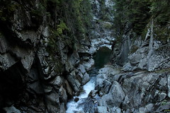 Rofflaschlucht - Roflaschlucht ( Schlucht - Canyon ) des Hinterrhein  bei Andeer - Bärenburg im Schams im Kanton Graubünden - Grischun in der Schweiz (chrchr_75) Tags: oktober schweiz switzerland suisse swiss christoph svizzera 1310 suissa graubünden chrigu 2013 grischun chrchr hurni kantongraubünden chrchr75 chriguhurni albumgraubünden chriguhurnibluemailch hurni131019