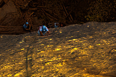 Men rock climbing (bluesbby) Tags: man male men scale up rock climb boulder mount climbing pebble gravel ascend shimmyup