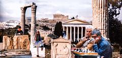 Diorama of Athens (gluk