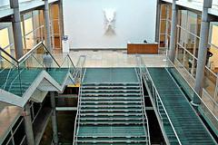 U.M.S.6. REMIX 2013. (BlueSuddenSubway) Tags: solitude moderne ultra nmes ums carrdart escaliersstairways