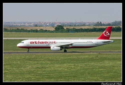 Airbus_A321-231_TC - ETF_Atlasjet Airlines_Airport Prague Ruzyně_Czech Republic