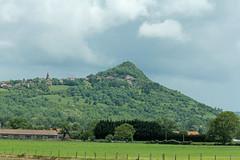"A75 ""La Mridienne""- Issoire (France) (Meteorry) Tags: france june landscape volcano europe autoroute volcanoes a75 auvergne volcan meteorry issoire 2013 puysdedome"