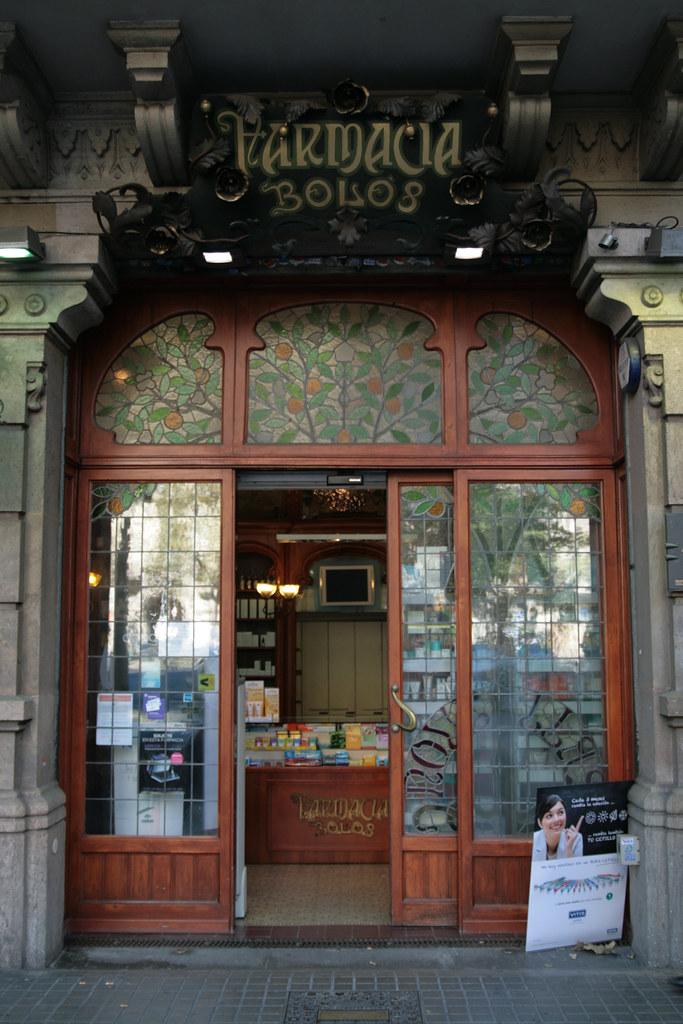 Pharmacie Art Nouveau