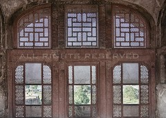 Royal Screen Patterns (яızωαи) Tags: city pakistan architecture hall pattern audience fort special quadrangle lahore oldcity walled lahorefort jahangir لاہور قلعہ شاہی