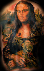 4 artistcollab with Tattoo Andy and Jen,Josh,Johnny Jackson