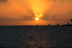 Sun Set at Key West