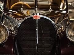 Bugatti (katrin glaesmann) Tags: vw volkswagen wolfsburg autostadt zeithaus bugattit57scatlantic zeithausmuseum