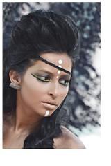 Ancient feeling editorial (Irvin Eduardo) Tags: model ancient nikon inspired makeup 85mm preetty mua flickrandroidapp:filter=none