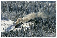 Brocken - 005 (olherfoto) Tags: railroad train eisenbahn rail railway steam brocken bahn harz steamtrain narrowgauge dampflok dampfzug schmalspurbahn