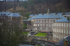 New Lanark Mill (Photography by Peter Stanford) Tags: world new uk heritage mill centre competition professional safari gb dpa lanark lscotland