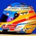 Fernando Alonso - Ferrari 2014 helmet