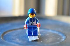 Skier (julochka) Tags: lego collectible series2 minifigures series3 series5 series6 obsessmuch