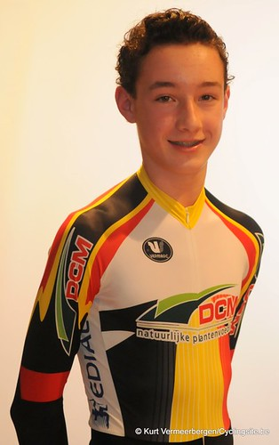 Ploegvoorstelling DCM Cycling Team (6)