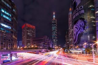 Fever of Taipei Night