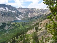 2005-07-23 at 15-42-25 - IMG_1190.JPG (nosbarbj) Tags: 2005 hiking wyoming grandtetonnationalpark lakesolitude 2005crosscountrysummerroadtrip
