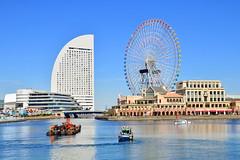 Yokohama Minato Mirai 21 / 横浜みなとみらい21