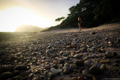 Maderas, Nicaraua (paul.wienerroither) Tags: travel beach nature girl canon photography view stones playa nicaragua dslr maderas playamaderas
