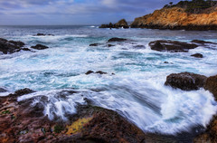 Point Lobos (Mike_Valera) Tags: california seascape carmel hdr hdrphotography canon6d indurotripod induroct214