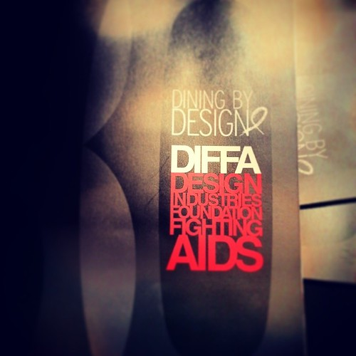 Dining by Design #DIFFA