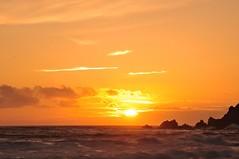 Pfeiffer Sunset (Just Peachy!) Tags: california sunset bigsur pfeifferbeach