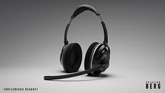 TurtleBeach Headset (Berg3D) Tags: beach berg 21 turtle headset gaming kristian turtlebeach px iray earforce