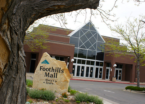 Mall Construction - May by City of Fort Collins, CO, on Flickr