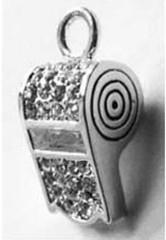 PT184-gem whistle (ToadHollowNJ) Tags: charms pickupsticks trinkets redbanknj toadhollow toadhollownjcom
