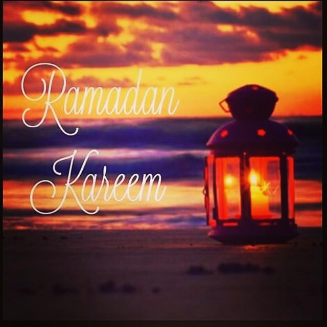 Ramadan Kareem Everybody 😊