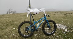 spring fatbike ride 26032017 yuneec breeze drone fog (Photo: Patrick Strahm on Flickr)