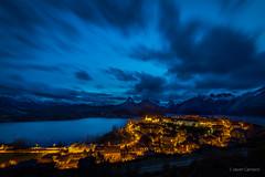 Hora azul (AvideCai) Tags: avidecai paisaje riaño largaexposición nubes cielo atardecer montaña sigma1020 s